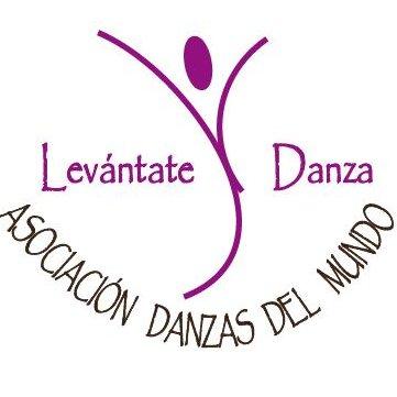 Logo de la Asociación Levántate y Danza